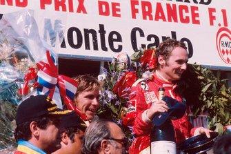 Niki Lauda, Ferrari, James Hunt, Hesketh Ford