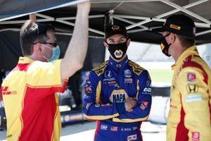Alexander Rossi, Andretti Autosport, Ryan Hunter-Reay, Andretti Autosport