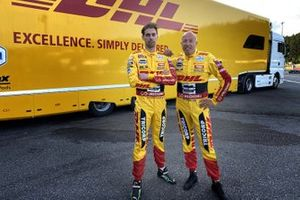 Nathanaël Berthon, Tom Coronel, Comtoyou Team Audi Sport