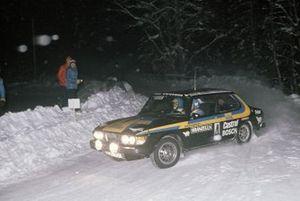 Stig Blomqvist, Hans Sylvan, Saab 99 EMS