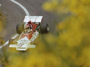 Helmut Marko, BRM P160B, during practice