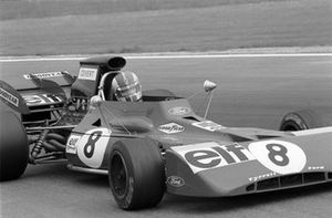 Francois Cevert, Tyrrell 002