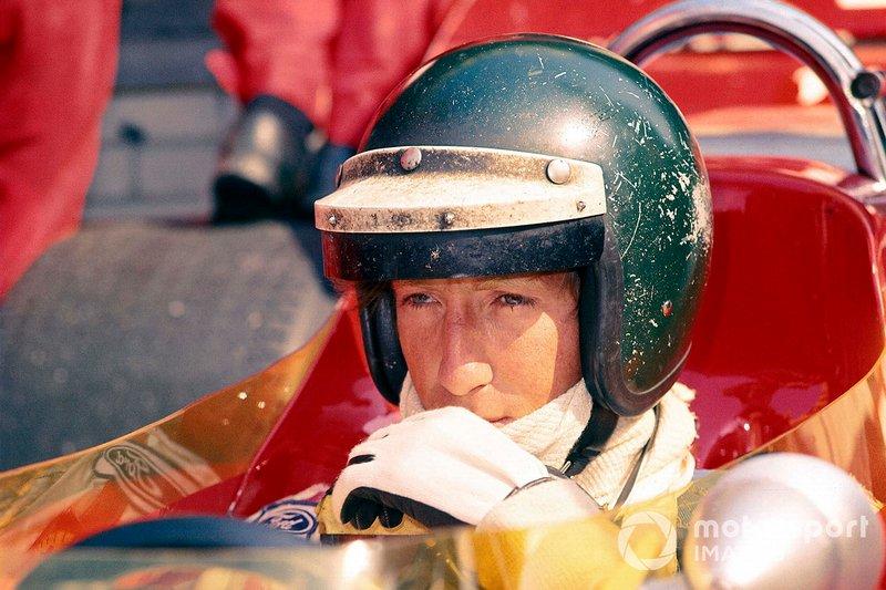 También participó en dos ediciones de las 500 millas de Indianápolis. En 1967, con el chasis Eagle y el motor Ford, Rindt comenzó en el puesto 32 y terminó 24º. Al año siguiente, con el chasis Brabham y el motor Repco, Rindt comenzó en la posición 16, pero cruzó la línea de meta 32º