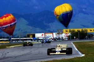 Gerhard Berger, Arrows