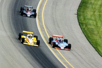 Гордон Джонкок, Patrick Racing, Wildcat Mk8 Cosworth, Боб Лазье, Fletcher Racing, Penske PC-7 Cosworth