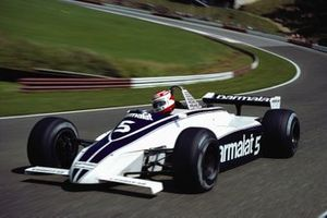 Nelson Piquet, Brabham BT49C Ford