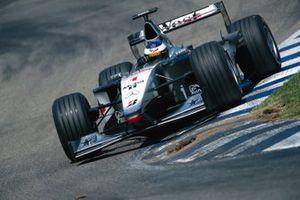 Мика Хаккинен, McLaren MP4-14 Mercedes