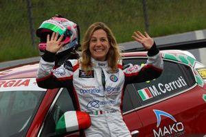 Michela Cerruti, Team Mulsanne, Romeo Ferraris, Alfa Romeo Giulietta TCR