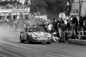 Herbert Muller, Gijs van Lennep, Porsche Carrera RSR