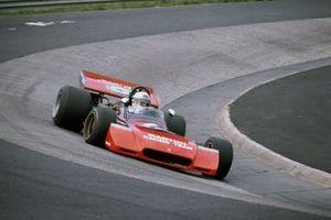 Derek Bell, Tecno PA123