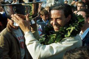 Ganador de la carrera Jim Clark, Lotus