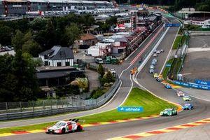 René Rast, Audi Sport Team Rosberg, Audi RS 5 DTM devance les autres voitures