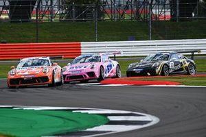 Max van Splunteren, Team GP Elite, Jaxon Evans, BWT Lechner Racing, Florian Latorre, CLRT