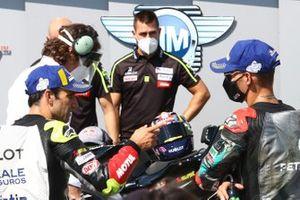 Жоан Зарко, Avintia Racing, Фабио Куартараро, Petronas Yamaha SRT