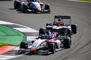 David Schumacher, Charouz Racing System, Enzo Fittipaldi, HWA Racelab et Igor Fraga, Charouz Racing System