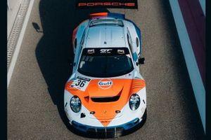 #36 GPX Racing, Porsche 911 GT3 R