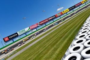 Corey LaJoie, Go FAS Racing, Ford Mustang Keen Parts, Tyler Reddick, Richard Childress Racing, Chevrolet Camaro Caterpillar