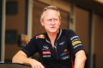 Jonathan Wheatley, Director Red Bull Racing Team