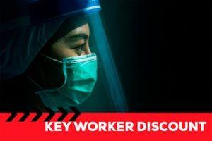 Key worker discount
