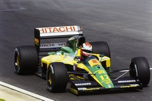 Johnny Herbert, Lotus 102D