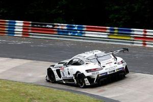 #8 GetSpeed Performance Mercedes AMG-GT3: Francois Perrodo, Emmanuel Collard, Matthieu Vaxiviere