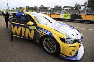Car of Mark Winterbottom, Charlie Schwerkolt Racing Holden