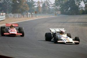 Jo Siffert, British Racing Motors P160, Joakim Bonnier, McLaren M7C Ford