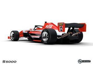 S5000 Heritage Series – Elfin