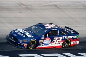 Corey LaJoie, Go FAS Racing, Ford Mustang Trump 2020