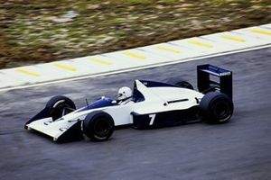 Gregor Foitek, Brabham BT58 Judd, al GP del Brasile del 1990