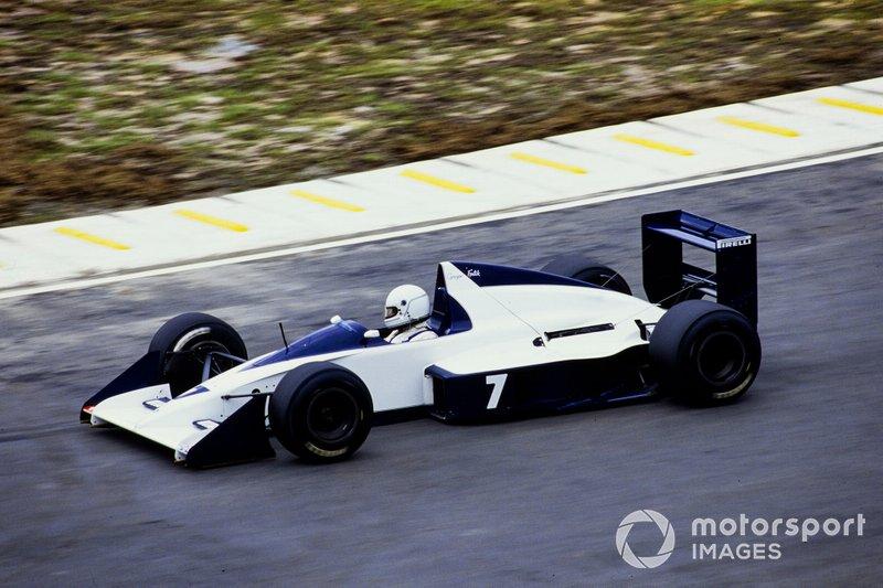 #7: Gregor Foitek (Brabham)