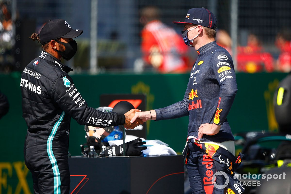Max Verstappen, Red Bull Racing, Lewis Hamilton, Mercedes-AMG Petronas F1