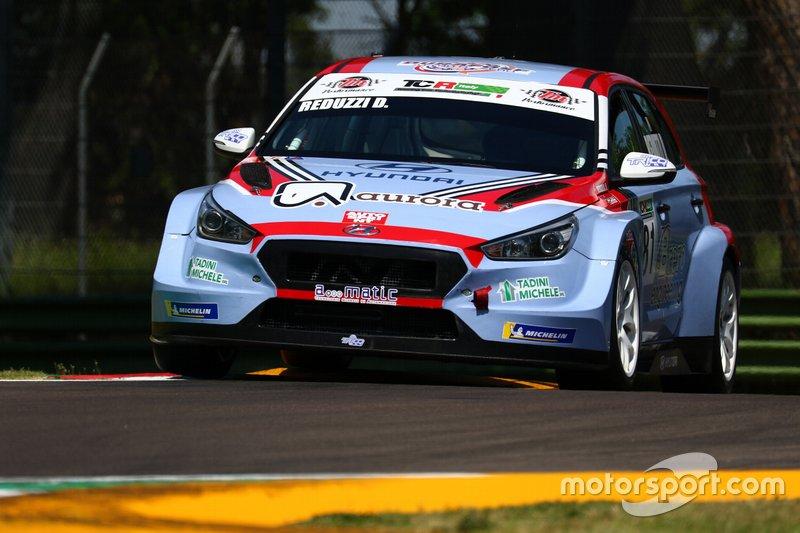 Damiano Reduzzi, Trico WRT, Hyundi l30 N TCR