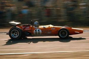 Брюс Макларен, McLaren M14A Ford