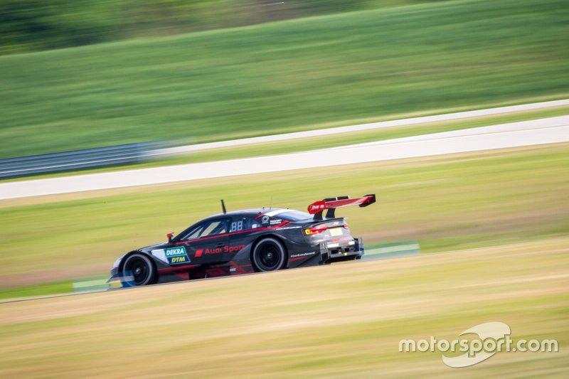 Андреа Довіціозо, Audi RS 5 DTM