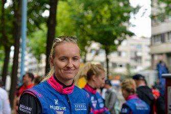 Michelle Gatting, Kessel Racing