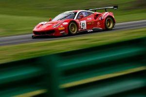 #61, Ferrari 488 GT3, Miguel Molina and Toni Vilander