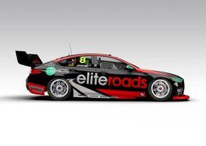 Автомобиль Holden ZB Commodore Ника Перката, Brad Jones Racing