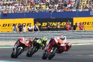 Jack Miller, Pramac Racing, Takaaki Nakagami, Team LCR Honda, Valentino Rossi, Yamaha Factory Racing
