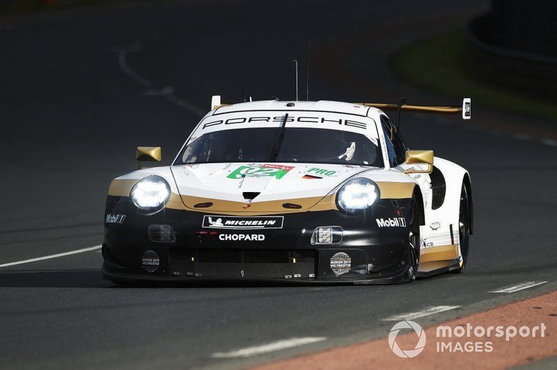 GTE Pro: Porsche GT Team, Porsche 911 RSR