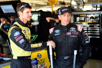 Grant Enfinger, ThorSport Racing, Ford F-150, Greg Biffle, Kyle Busch Motorsports, Toyota Tundra Toyota