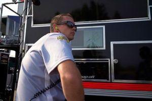 #7 Acura Team Penske Acura DPi, DPi: Helio Castroneves, Ricky Taylor, crew