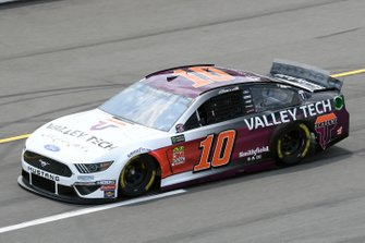 Aric Almirola, Stewart-Haas Racing, Ford Mustang Valley Technical Academy