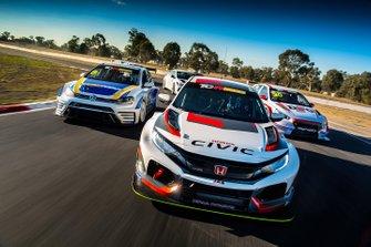 2019 TCR Australia Series test day