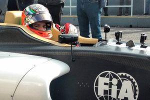 Presentación Fórmula 4 Argentina Matías Rossi