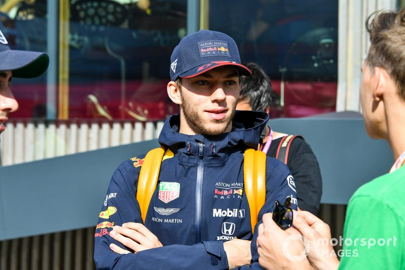 Pierre Gasly, Red Bull Racing