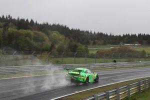 #912 Manthey Racing Porsche 911 GT3 R: Richard Lietz, Nick Tandy