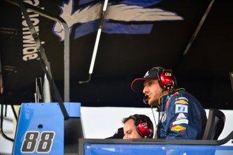 Alex Bowman, Hendrick Motorsports, Chevrolet Camaro Axalta, Greg Ives