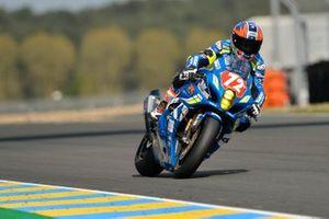 #72 Suzuki: Louis Rossi, Huge Clere, Alexis Masbou, Eddy Dupuy