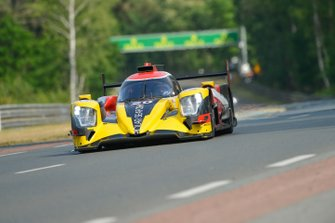 #20 High Class Racing Oreca 07 Gibson: Anders Fardbach, Denis Andersen, Mathias Beche